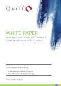 Quantifi whitepaper   how the credit crisis has changed counterparty risk management
