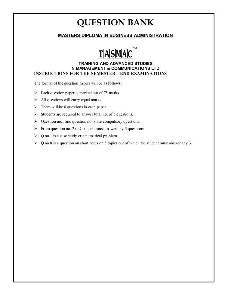Marketing research consumer behaviour question paper