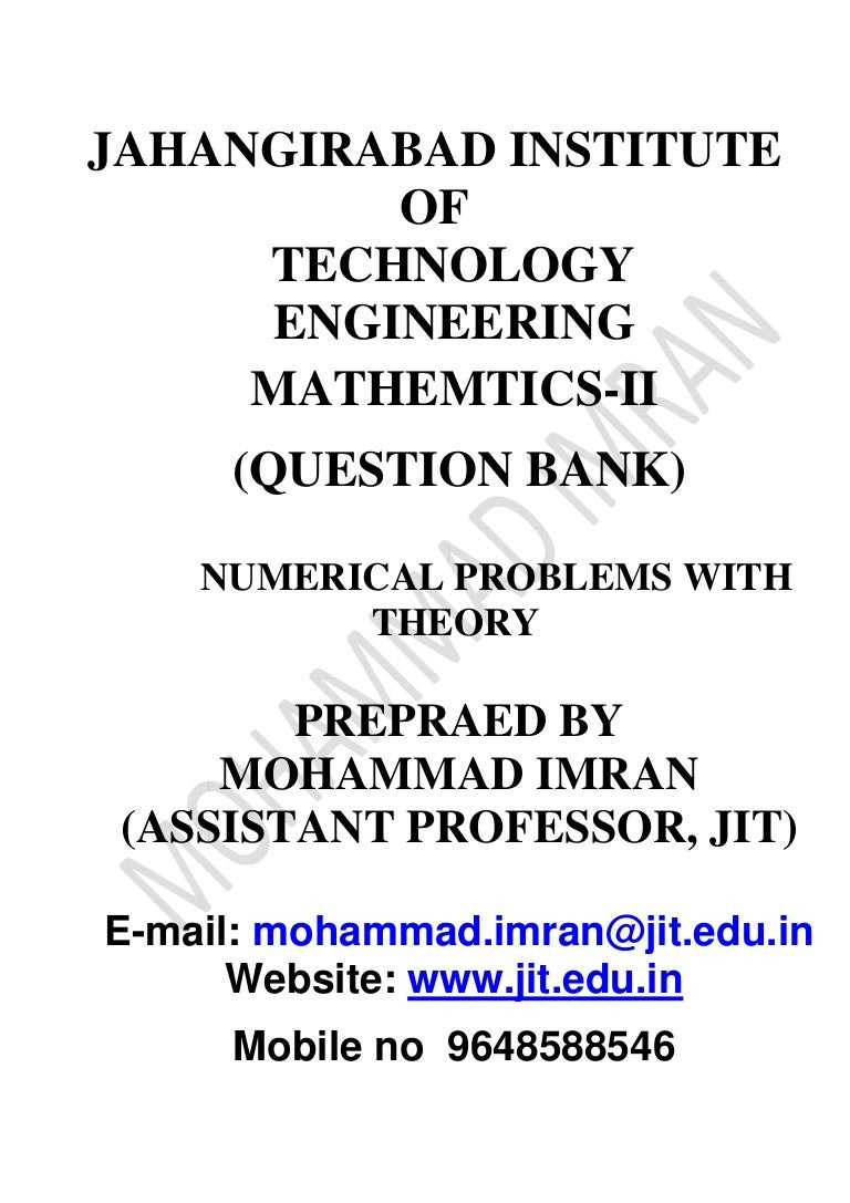 Electronic Circuits Ii Question Bank Pdf