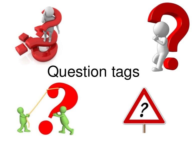 شرح السؤال المذيل Question Tag بالتفصيل