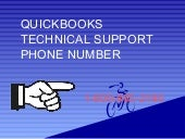 Quickbooks Technical Support Phone Number 1-800-865-2190