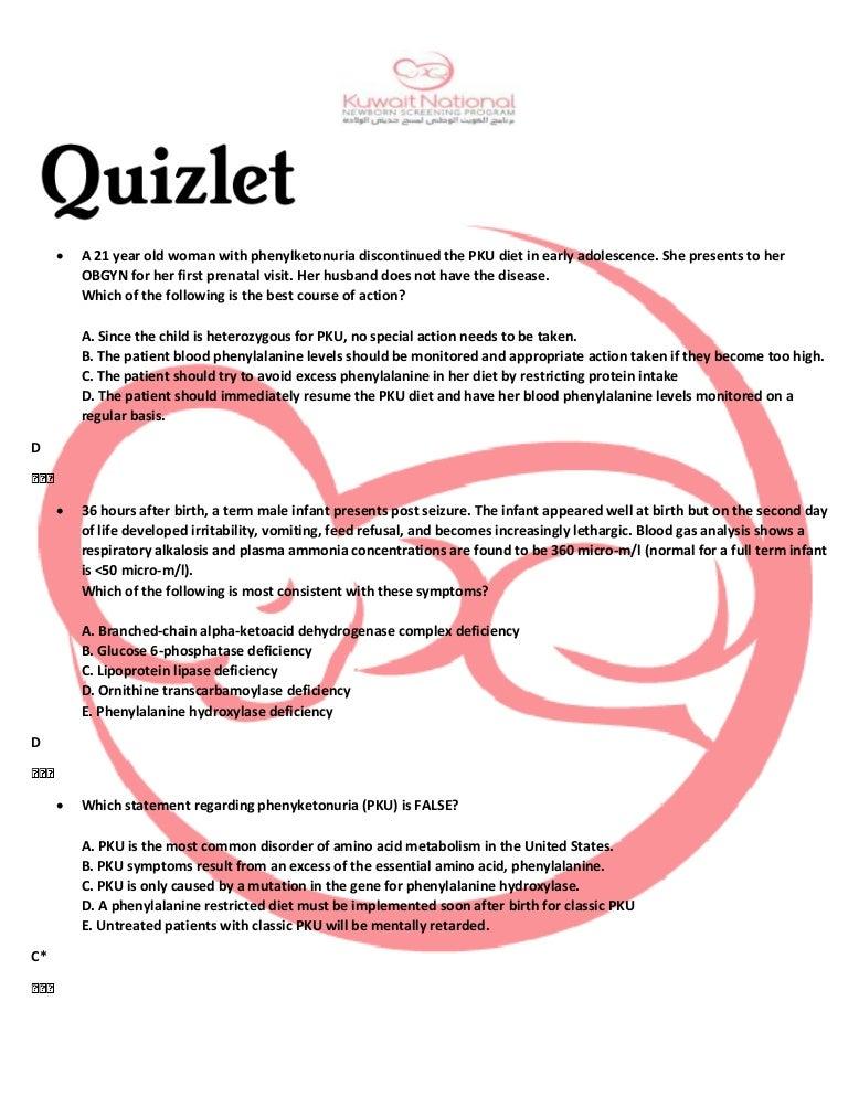 Hemophilia a is quizlet