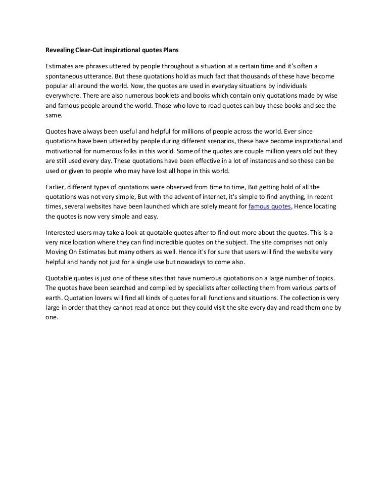 quotable quotes pdf