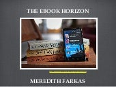 The eBook Horizon