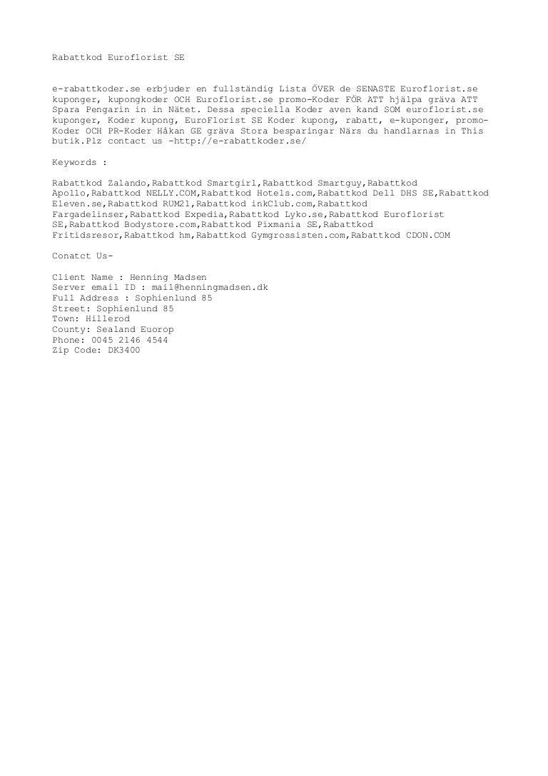 44ee259dbe3c rabattkodeurofloristse-130606070200-phpapp01-thumbnail-4.jpg?cb=1370502149