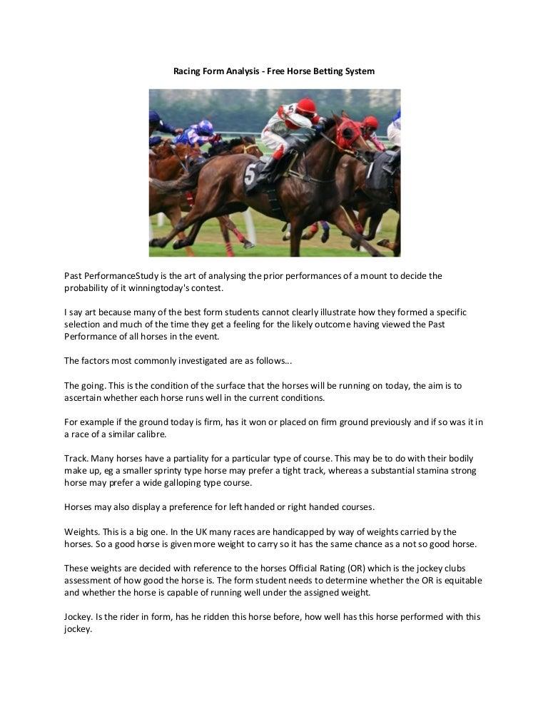 Horse betting tips twitter kim livelinks 5dimes betting