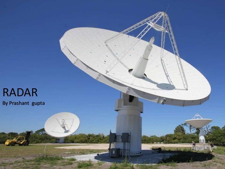 Using Radar To Detect Falls In The Elderly