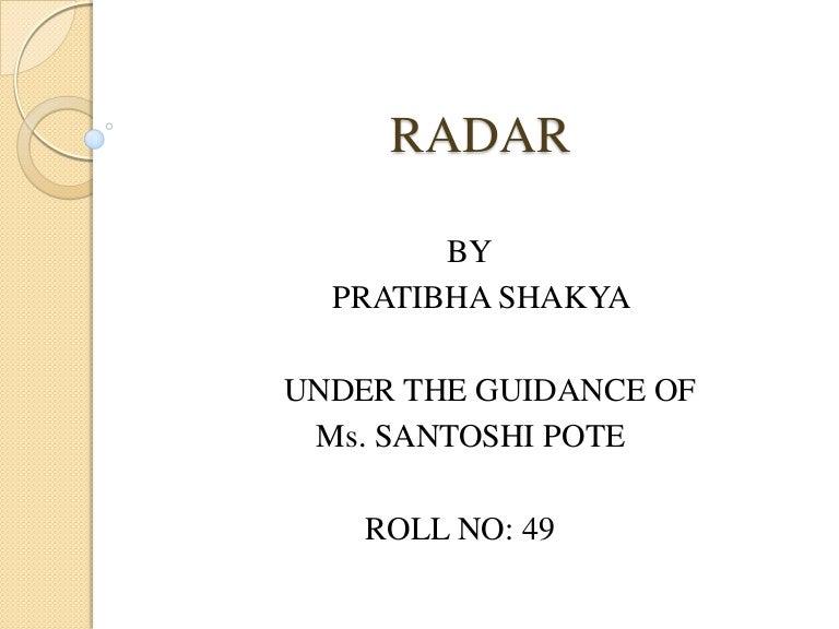 microwave and radar engineering by kulkarni free  pdf