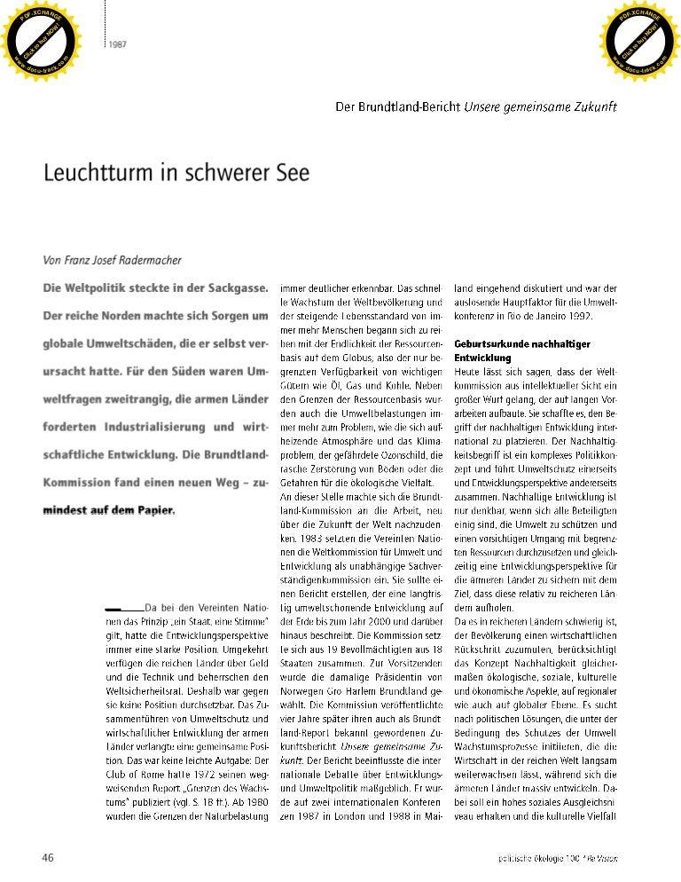 brundtland bericht pdf