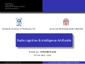 Radio cognitive et intelligence artificielle