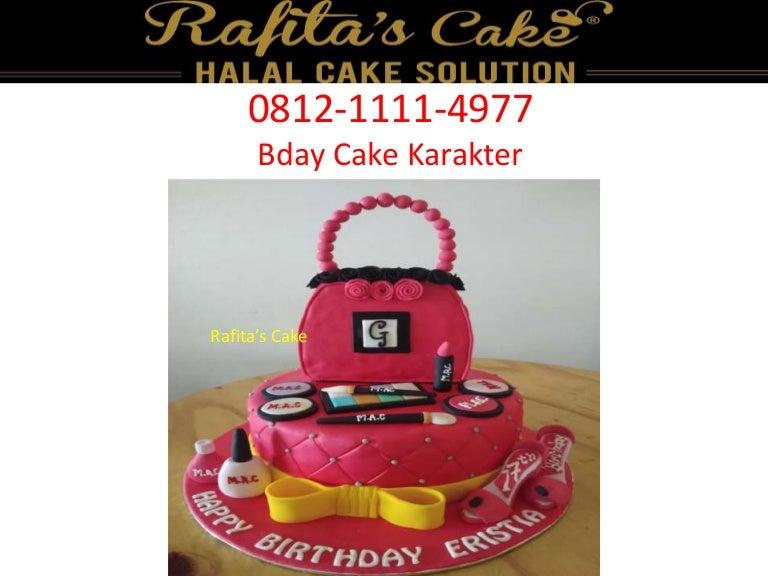 Bday Cake Karakter 0812 1111 4977