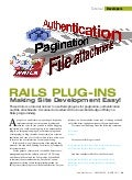 Rails Plugins - Linux For You, March 2011 Issue