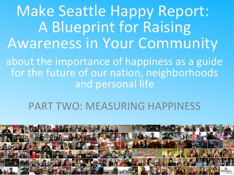 Raising awareness blueprint pt 2 measuring happiness malvernweather Image collections