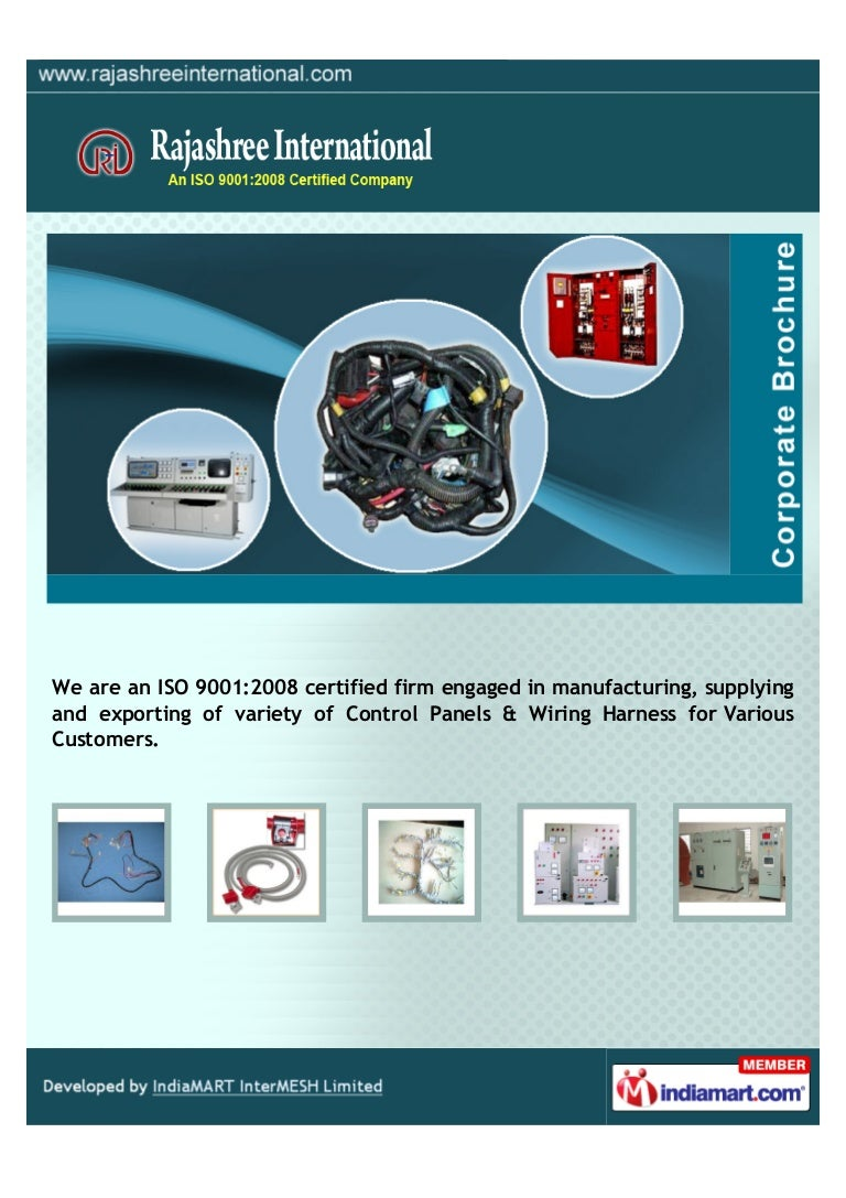 Automotive Wiring Harness Manufacturers In Pune