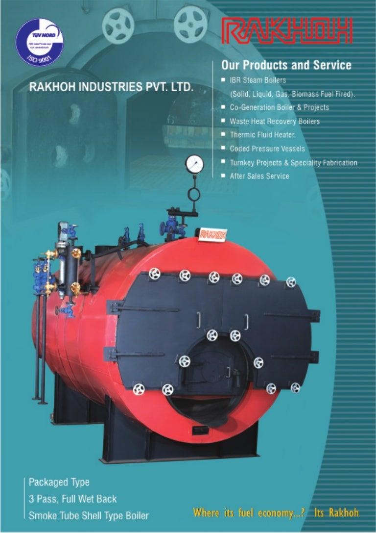 Rakhoh Group Of Companies, Pune, Tube Boiler