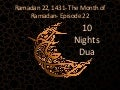 Ramadan 22, 1431  the Month of Ramadan-