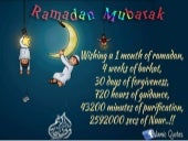 Ramadan  best wishes