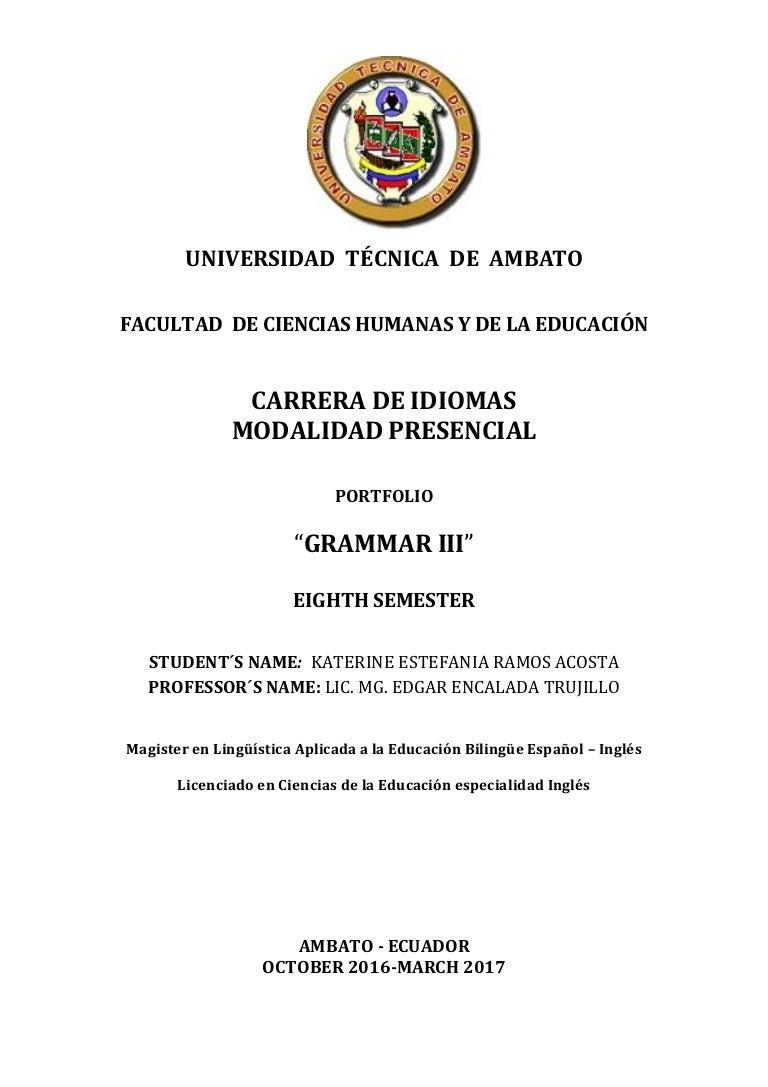 PORTFOLIO_GRAMMAR III