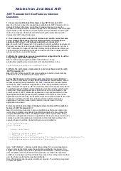 NET Framework 4 5 New Features Interview Questions