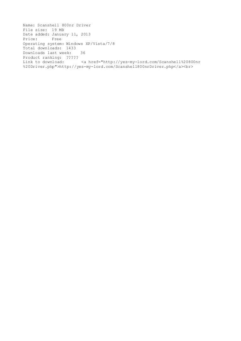startech usb2vga driver windows 7 download
