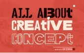 All About Creative Concept
