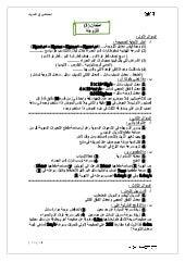 امتحان علي الفصل- الرابع - الموائع ...