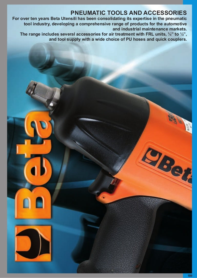 Beta Tools 1915C-Polyurethane Recoil Hose 95 Shore Extendable Up To 12 M Gas Bsp