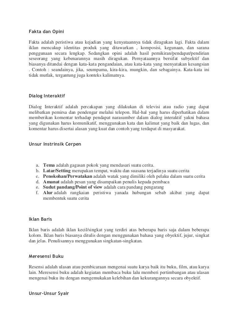 Contoh Dialog Interaktif Singkat Just4udakar Com