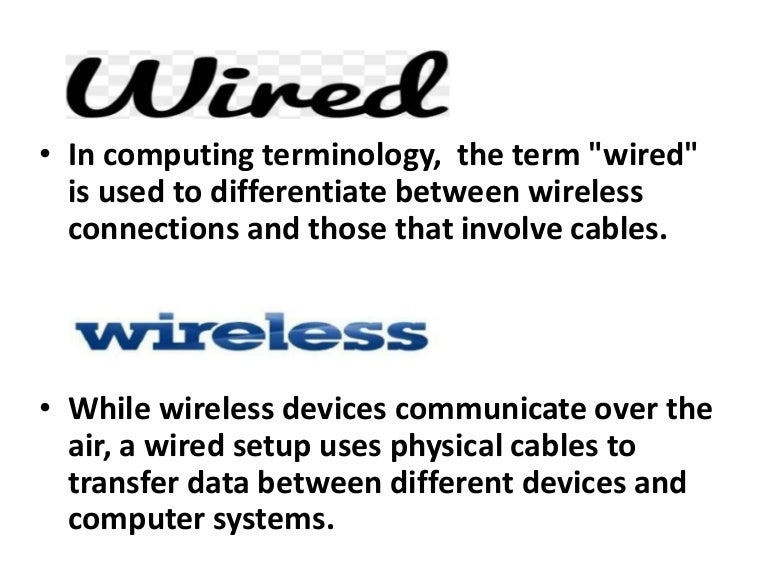 new building-wired and wireless essay A tool used by electricians to route new wiring through walls and electrical conduit  essay on unit 4 exercise 1 cabling definitions   1 horizontal.
