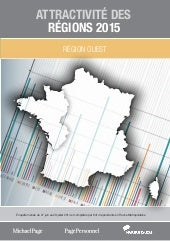 [Rapport] Attractivite des Regions : Focus Ouest