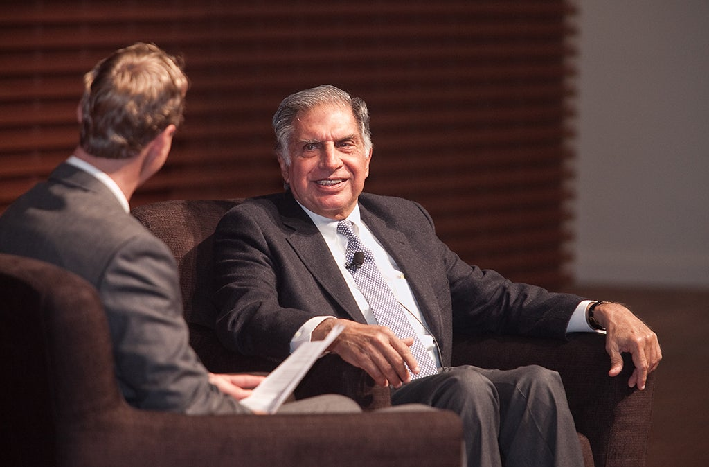 Ratan Tata: The Future of Business in India