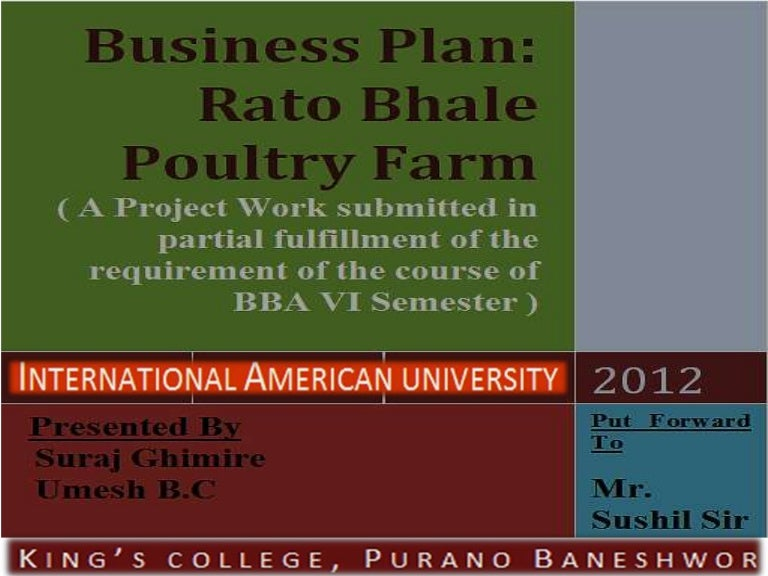 Business plan for poultry farm wajeb Choice Image