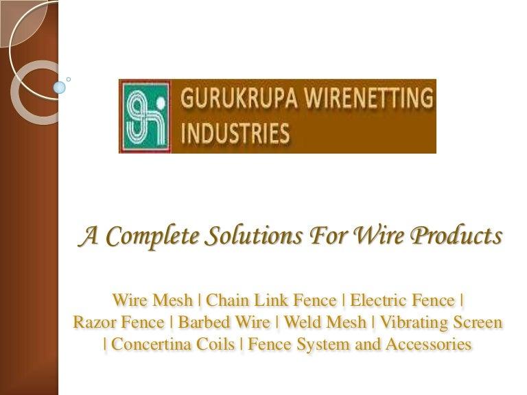 Razor Fence Manufacturers| Razor Wire Fence Suppliers India