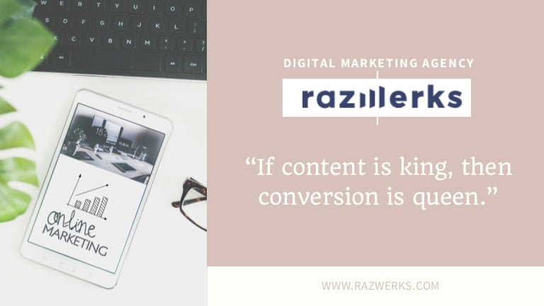 Digital Marketing Services | Razwerks