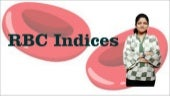 RBC Indices- MCV, MCH, MCHC II Blood Physiology