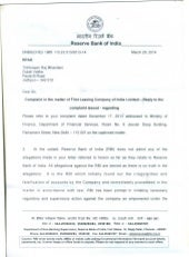 letter format example standard chartered bank complaint letter to reserve bank 22832 | rbivigillanceletter 141128051230 conversion gate02 thumbnail