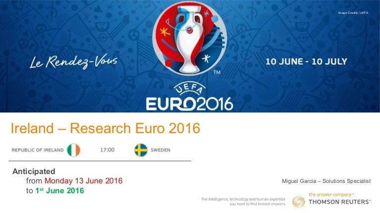 Ireland Research Euro 2016 Miguel Garciathomson Reuters