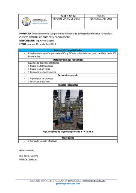 ANÁLISIS DE COSTOS DE PROYECTOS ELÉCTRICOS