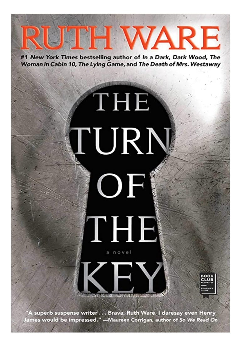 Free Ebook Read [PDF] The Turn of the Key the addictive new thriller from the Sunday Times bestselling author For Android