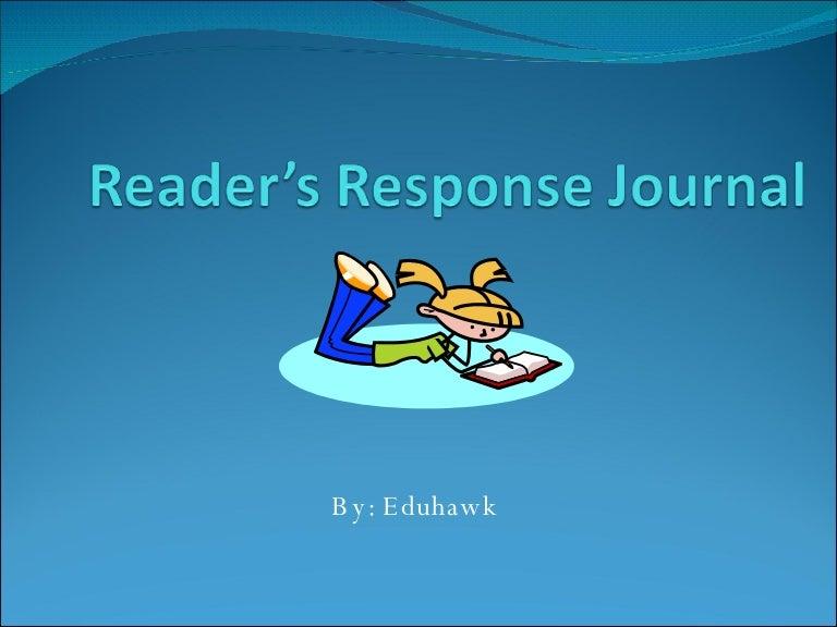 Reader S Response Journal