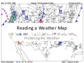 Reading a weather map slideshare