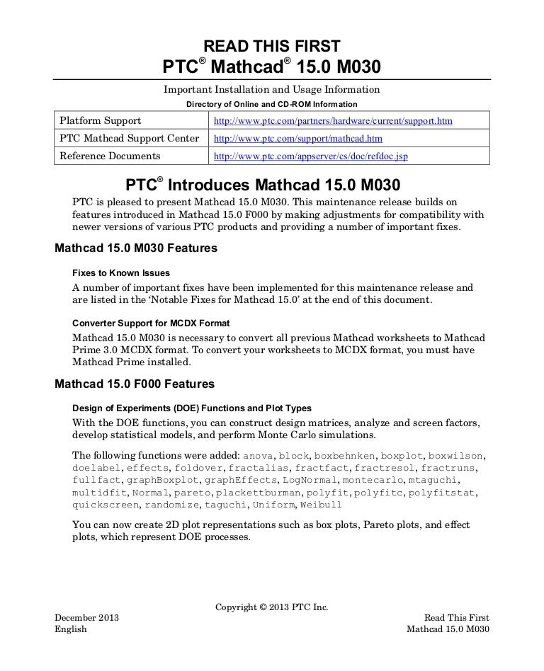 Tips for Writing Mathcad Worksheets - Adept Scientific