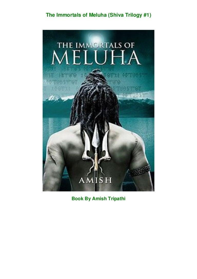 Shiva trilogy by amish tripathi pdf