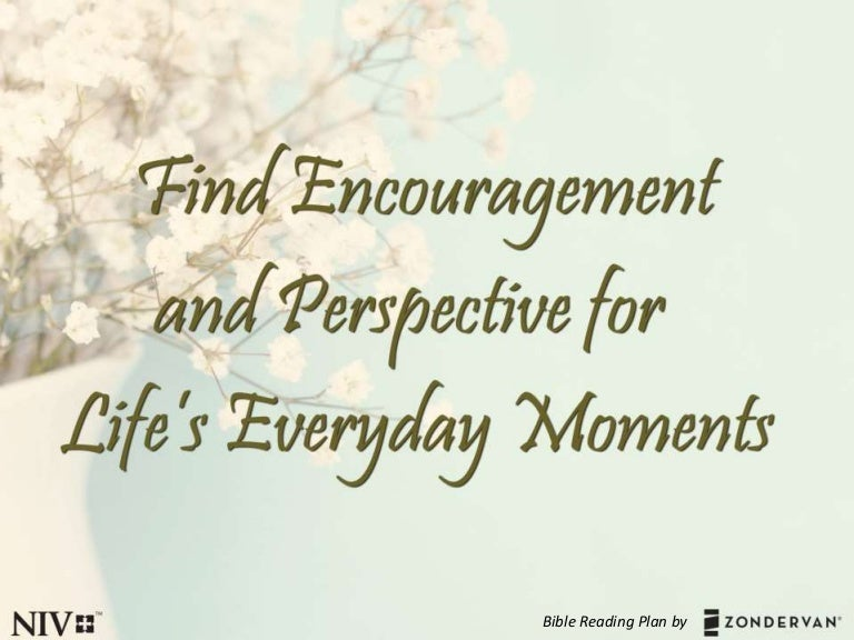 Encouragement perspective for everyday moments in life bible read fandeluxe Images