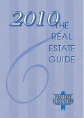 Real Estate Guide 2010