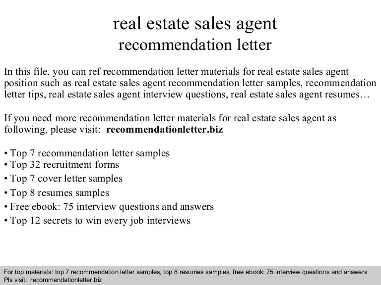Real estate sales agent recommendation letter realestatesalesagentrecommendationletter 140821192624 phpapp01 thumbnail 4gcb1408649209 expocarfo Images