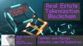 Real estate tokenization and blockchain