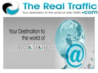 The Real Traffic SEO Services-SEO Services-SEO Provider-Traffic Expert