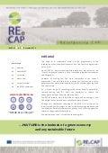 RECAP Horizon 2020 Project - 1st Newsletter