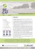 RECAP Horizon 2020 Project - 2nd Newsletter